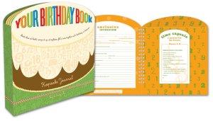 Birthday Keepsake Journal