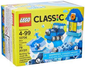 Classic Legos - Blue