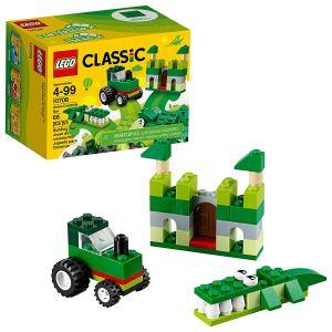 Classic Legos - Green
