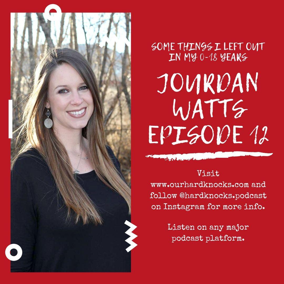Jourdan Watts - IG Post