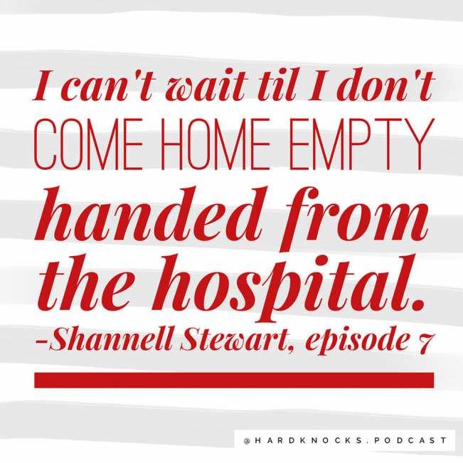 Shannell Stewart - Quote 1