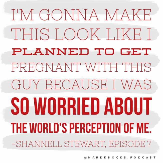 Shannell Stewart - Quote 2