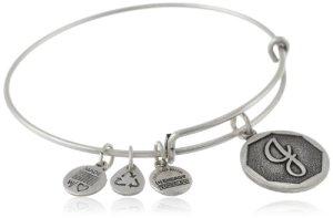 Alex and Ani Initial Bracelet