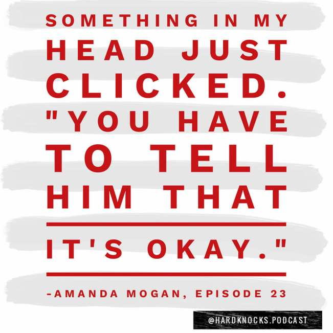 Amanda Mogan - Quote 1