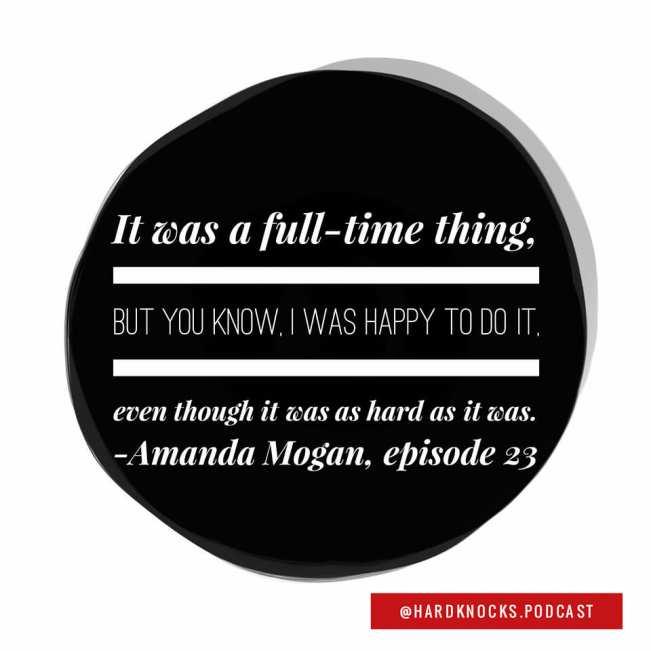 Amanda Mogan - Quote 2