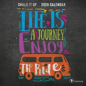 Chalk It Up 2020 Calendar