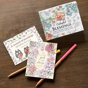 Colorful Blessing Cards