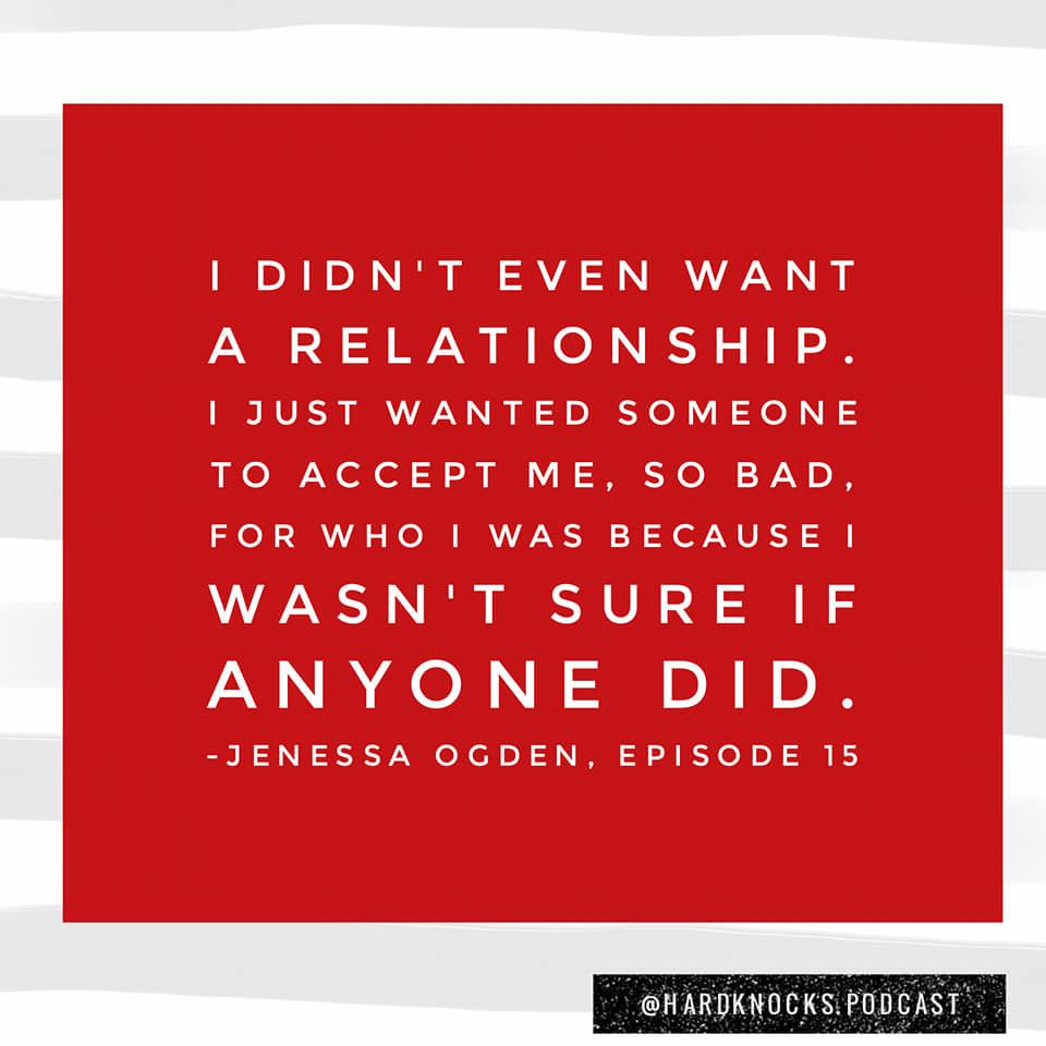 Jenessa Ogden, pt 1 - Quote 2