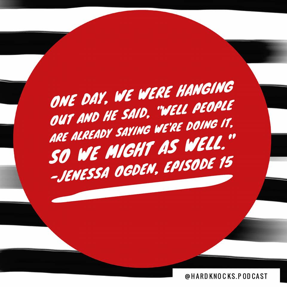 Jenessa Ogden, pt 1 - Quote 3