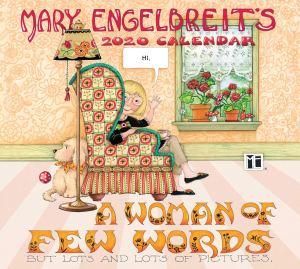 Mary Engelbreit's 2020 Calendar