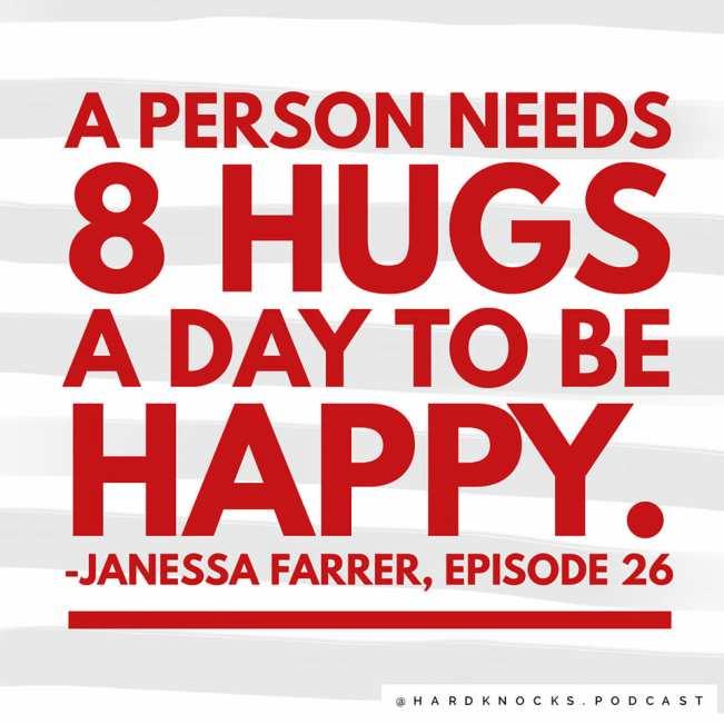 Janessa Farrer - Quote 1