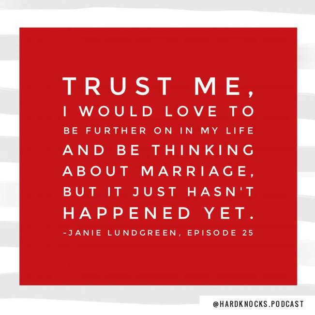 Janie Lundgreen - Quote
