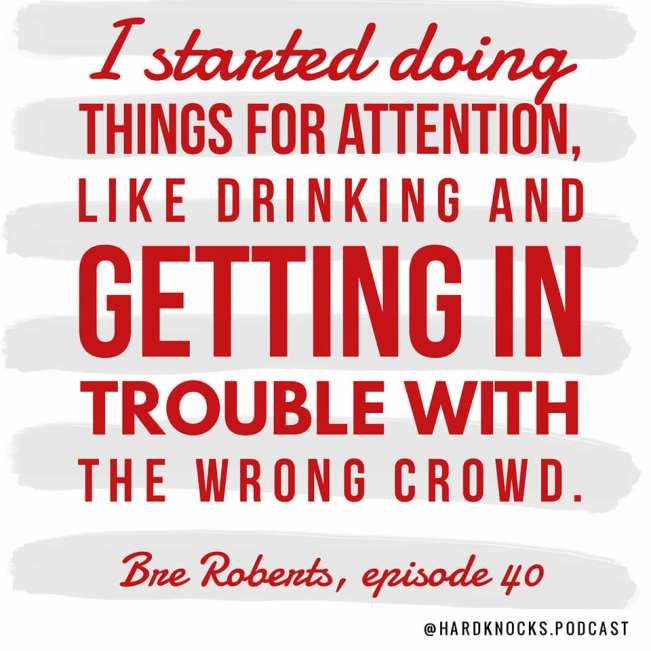 Bre Roberts - Quote 1