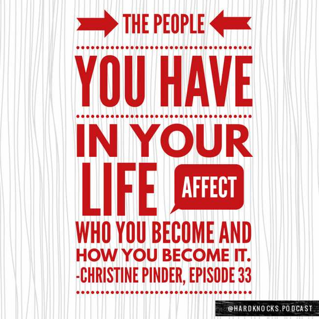 Christine Pinder - Quote 3