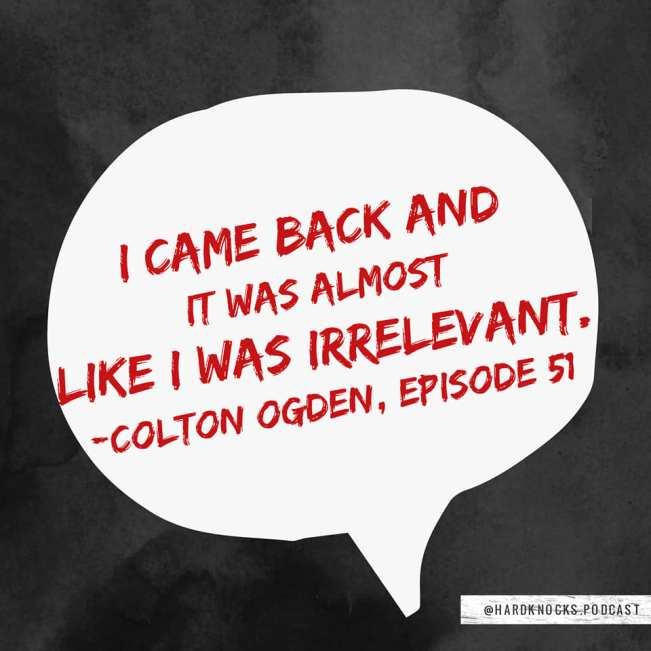 Colton Ogden - Quote 1