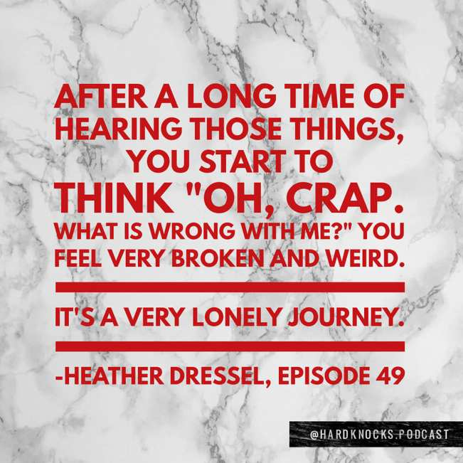 Heather Dressel - Quote 1