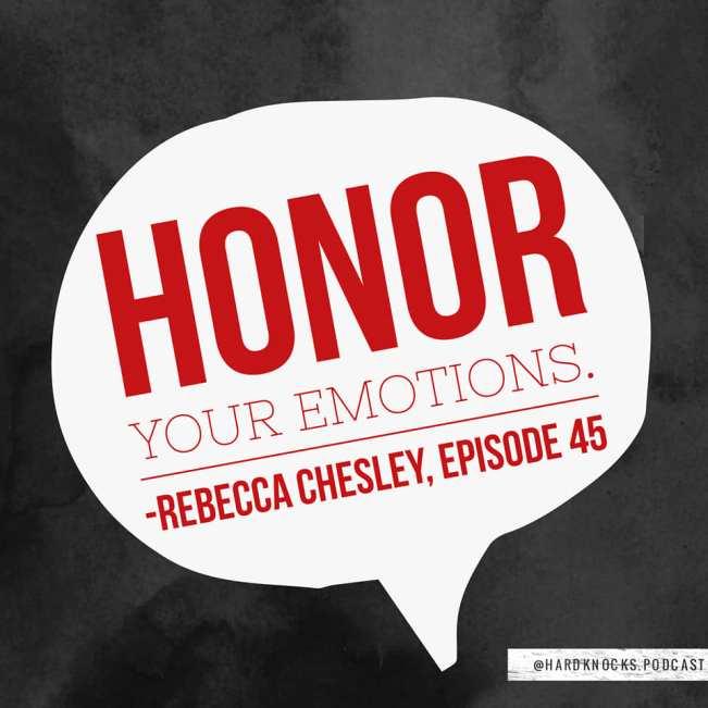 Rebecca Chesley - Quote 1