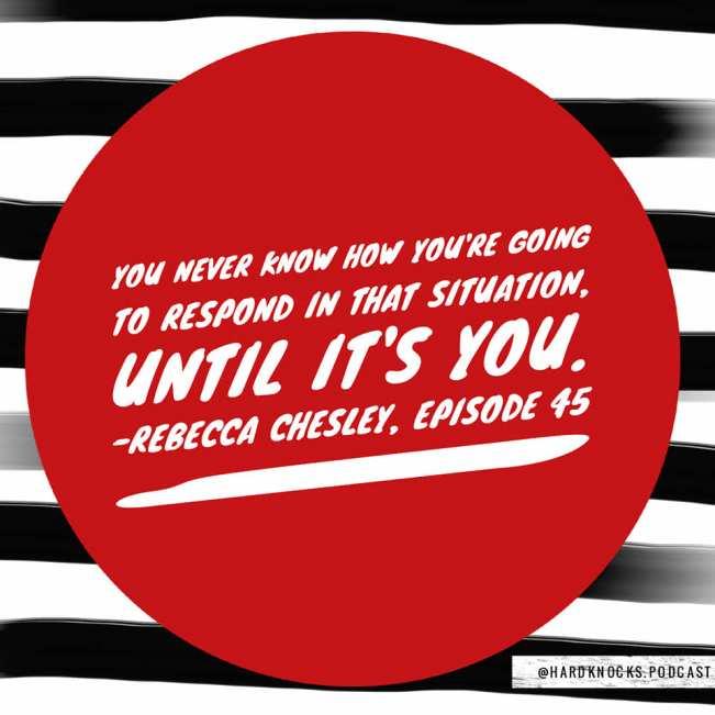 Rebecca Chesley - Quote 2