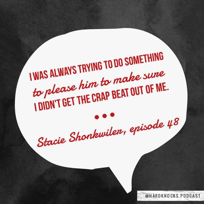 Stacie Shonkwiler - Quote 1