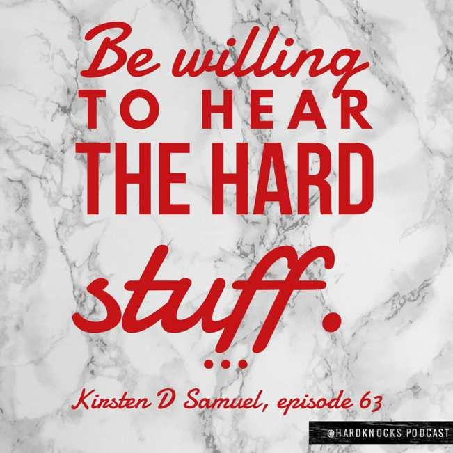 Kirsten D Samuel - Quote 2