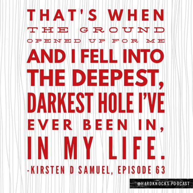 Kirsten D Samuel - Quote 4