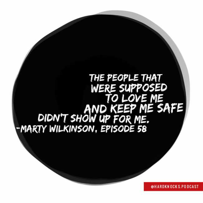 Marty Wilkinson - Quote 1