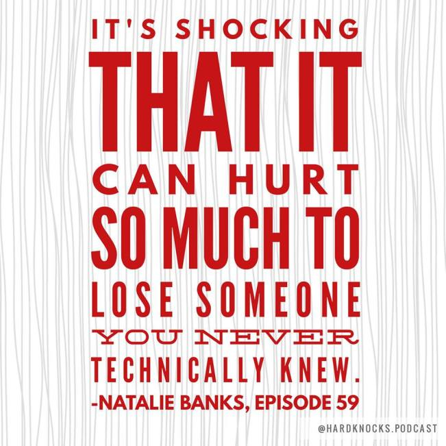 Natalie Banks - Quote