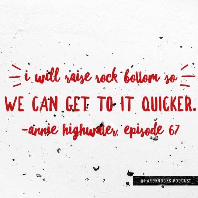 Annie Highwater - Quote 3