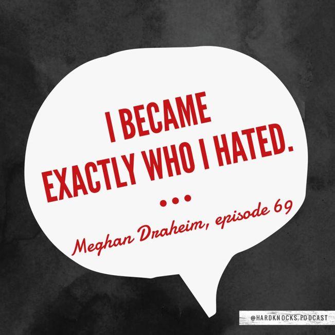 Meghan Draheim - Quote