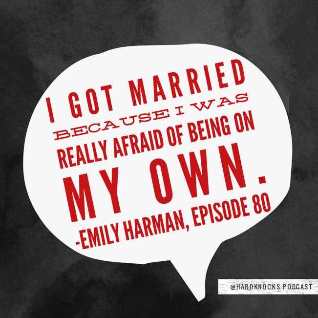 Emily Harman - Quote 1