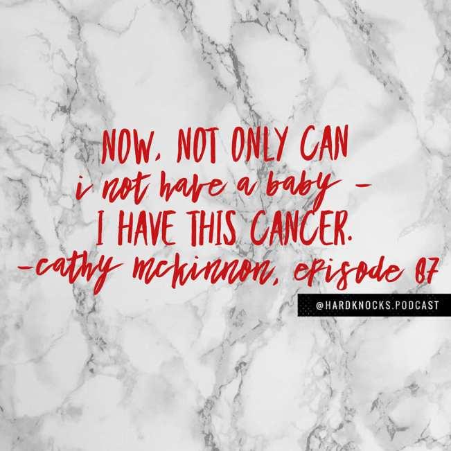 Cathy McKinnon - Quote 2