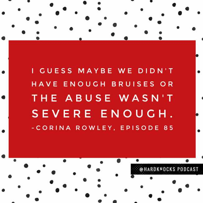 Corina Rowley - Quote 1
