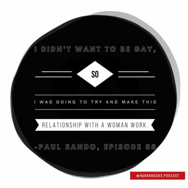 Paul Sando - Quote 1