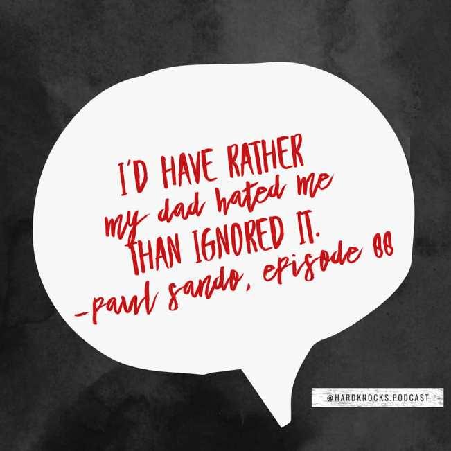 Paul Sando Quote 1